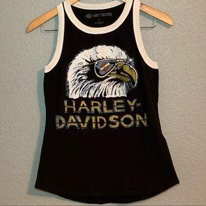 Harley Davidson Eagle Tank Top